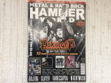 revista metal hard rock hammerworld pokolgep slayer nightwish 2016 in maghiara