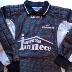 Tricou de portar fotbal - AC CAMBIANO (Italia)