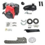 Kit motor (4 TIMPI) bicicleta 80 cc