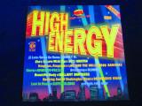 various - High Energy _ vinyl,LP _ K-tel ( 1979, Germania)