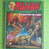 RAHAN nr.27 , colectia noua, limba franceza