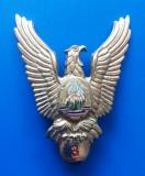 (5) ROMANIA - INSIGNA AVIATIE PILOT CL. 3 RSR
