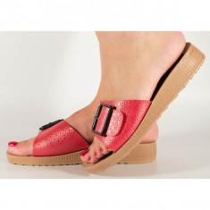 Saboti/Papuci rosii de vara - 12440