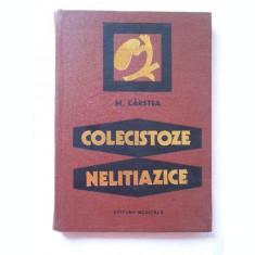 Colecistoze Nelitiazice - Mihail Carstea ,268947