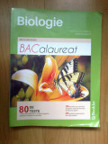 e0e BACalaureat Biologie vegetala si animala-Clasele 9-10 - 80 de teste-N. Badiu