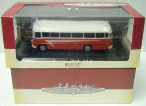 Macheta autobuz Ikarus 311 - 1960  - Atlas scara 1:72
