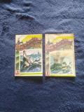 Aventurile submarinului Dox, numerele 1 și 2