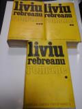ROMANE - LIVIU REBREANU - 3 volume