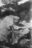 Fotografie WWI 21/03/1917 Pilot Locotenent Ioan Penes Observator Lucy Roger (Fr)