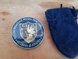 Medalie-Press Papier-papier weight-200grame-Italia-Guardia di Finanza
