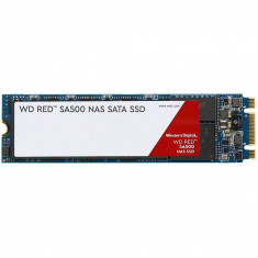SSD Server WD Red SA500 NAS 500GB SATA-III M.2 2280 foto
