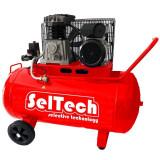 Cumpara ieftin Compresor de aer 100 litri AB 100/348