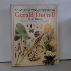 Durrell, AZ AMATOR TERMESZERBUVAR, Budapest, 1988