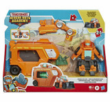 Transformers Rescue Bots Academy - Figurina Wedge Rescue Trailer