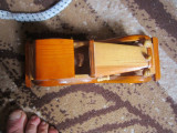 Masinuta din lemn cruella din 101 dalmatieni g 1