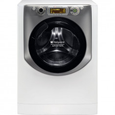 Masina de spalat rufe cu uscator Hotpoint-Ariston AQD1070D 49 EU/B, clasa A, 10 kg spalat, 7 kg uscare, 1400 rpm, alb