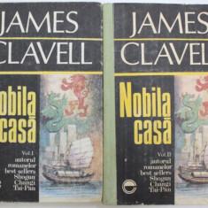 NOBILA CASA de JAMES CLAVELL , VOL. I - II , 1992