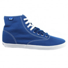 Tenisi Keds Champion High Canvas Albastru 38
