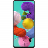 Telefon Mobil Samsung Galaxy A51, Procesor Octa-Core 2.3GHz / 1.7GHz, Super AMOLED 6.5inch, 6GB RAM, 128GB Flash, 48+12+5+5MP, Wi-Fi, 4G, Dual Sim, An