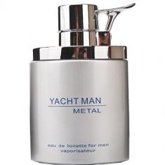 Yacht Man Metal Apa de toaleta Barbati 100 ml