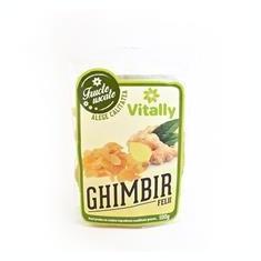 Ghimbir Felii 100gr Vitally Cod: 6426877010777
