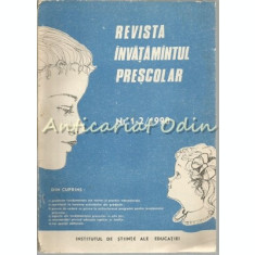 Revista Invatamantul Prescolar - Nr.: 1-2/1990