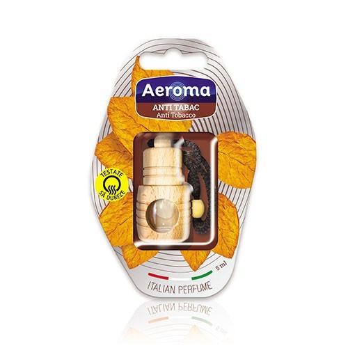 Odorizant Aeroma Sticluta, Aroma Anti Tabac