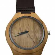 Deer Wood Watch for Men - Ceas lemn ecologic personalizabil