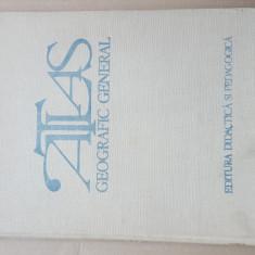 Atlas Geografic General Mircea Peaha 1982