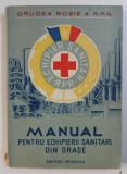 MANUAL PENTRU ECHIPIERII SANITARI DIN ORASE , 1959