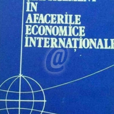 Management in afacerile economice internationale