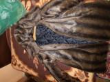 Haină de blana naturala de nurca