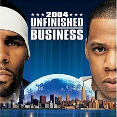 Jay-Z & R.Kelly - Unfinished business