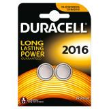 Baterie litiu Duracell CR2016 2 Baterii /Set