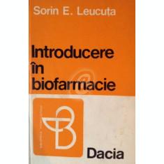 Introducere in biofarmacie