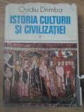 ISTORIA CULTURII SI CIVILIZATIEI VOL.2 - OVIDIU DRIMBA
