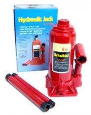 Cric auto hidraulic 6 Tone deschidere 20-39cm foto