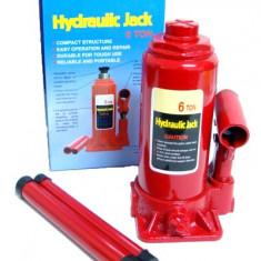 Cric auto hidraulic 6 Tone deschidere 20-39cm Kft Auto