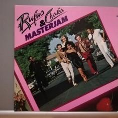Rufus & Chaka Khan – Masterjam (1979/MCA/USA) - Vinil/Vinyl/Funk/Impecabil