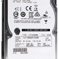 """Hard disk server Hitachi Ultrastar C10K600 HUC106060CSS600 600 GB, 10K, 2.5"""" + Caddy Dell Gen 12, 13 - 2.5"""
