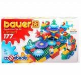 Set constructie Bauer - Carusel Mecanic, 177 piese