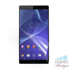 Folie Protectie Display Sony Xperia Z3 D6653 Clear Screen