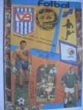 Victoria Bucuresti-Turun Palloseura (23 noiembrie 1988), program oficial de meci