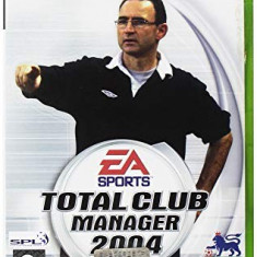 Joc XBOX Clasic Total club manager 2004