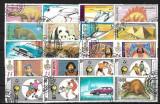 361 - lot timbre Mongolia