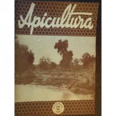 REVISTA APICULTURA NR.12/1962
