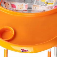 Scaun Hranire Bebe Vhc15-Org Portocaliu