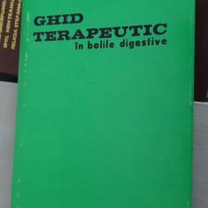 GHID TERAPEUTIC IN BOLILE DIGESTIVE - STARE FOARTE BUNA .