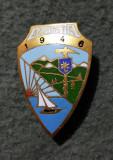 Insigna Regalista Drumetia 1946