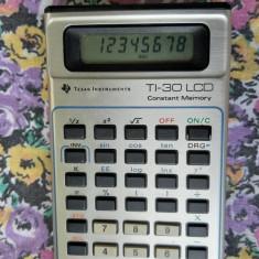 Calculator Stiintific Texas Instruments TI-30 LCD Constant Memory